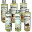 Negovalna in masažna olja (Akcijski komplet 6 olj)