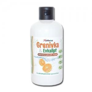 GRENIVKA & EVKALIPT - Naravna peneča kopel