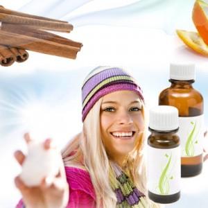 Zimsko veselje - mešanica eteričnih olj