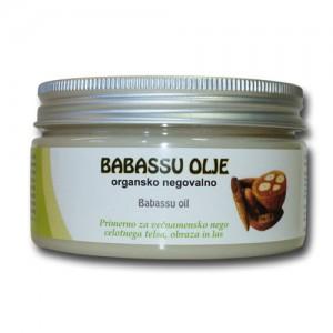 BABASSU olje (BIO, negovalno) - Orbignya Oleifera