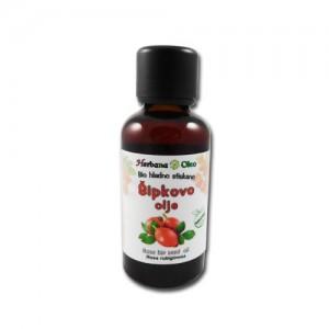 ŠIPKOVO olje (BIO, hladno stiskano) - Rosa rubiginosa