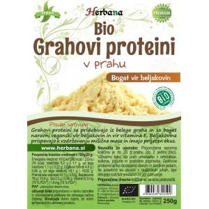 GRAHOVI proteini - v prahu (BIO)