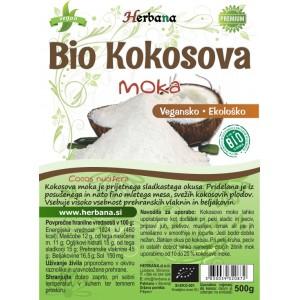 KOKOSOVA MOKA (Fino mleta, BIO)