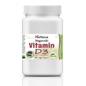 Veganski VITAMIN D3