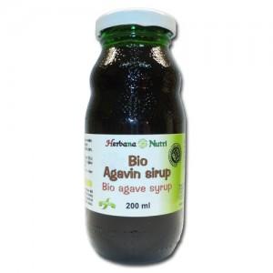 AGAVIN sirup - nektar, temen - (BIO)