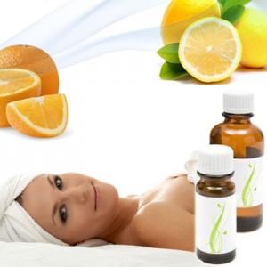 Citrus mix - mešanica eteričnih olj