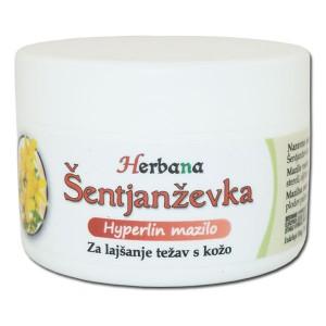 ŠENTJANŽEVKA MAZILO (Hyperlin) - Za lajšanje kožnih težav
