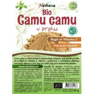 CAMU CAMU - v prahu (BIO)