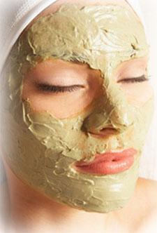 Maska za obraz - Alge